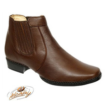 Alcalay Calçados Masculino - Botina C040 Franca Promocoes