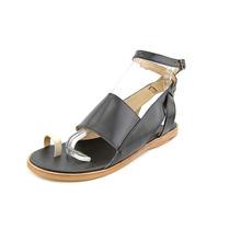 Fiel Newport Patente Couro Sandálias Sapatos De Vestido