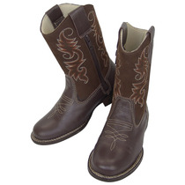 Bota Country Jolimar Infantil 228 Lisa Unissex - Bs-00530