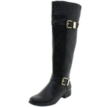 Bota Feminina Montaria Over Knee Via Marte