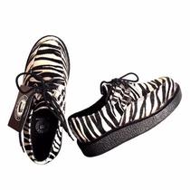 Creeper, Zebra 100%, Unissex, Cr-112