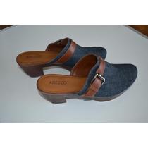 Open Boots Arezzo Jeans Tam 38