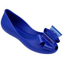 Sapatilha Zaxy Link Linda E Confortável Azul