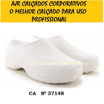 Sapato Profissional Kemo Fechado Enfermagem [ Crocks, Ca ]