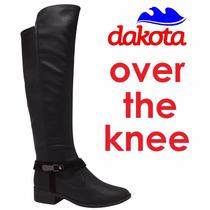 Bota Over The Knee Dakota Acima Do Joelho 50cm B7733