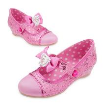 Sapato Da Fantasia Minie Mouse Infantil Disney Store 23/24