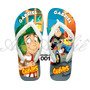 Sandálias Chinelo Havaianas Personalizadas Chaves El Chavo