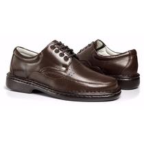 Sapato Masculino Antstress Tamanhos Especiais Sapatoterapia