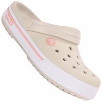 Sandália Crocs Crocband 2.5 Original + Garantia + Nfe Freecs