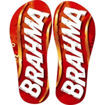 Chinelos Personalizados- Brahma-coca Cola