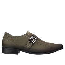 Sapato Social Masculino Pegada 21811 Couro Legitimo