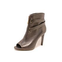 Vince Camuto Kenian2 Peep Toe Womens Sapatinhos Sapatos De C