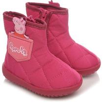 Bota Baby Peppa Pig - Grendene Kids