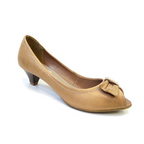 Sapato Peep Toe Bottero 133501 Promoção