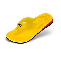 Sandália Kenner Nk5 Amp Chrome Amarelo