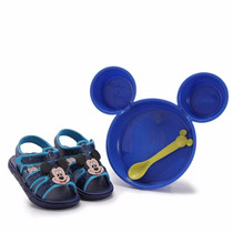 10%off Papete Infantil Grendene Mickey