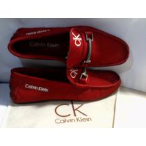 Mocassim Calvin Klein Masculino Sapatos Tenis Sapatenis