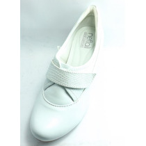 Sapato Com Salto Clinic Comfort