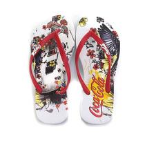 Chinelo Coca-cola Birds - Way Tenis