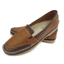 Mocassim,sapatilha,sapato Social Masculino Em Couro R270