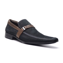 Sapato Esporte Fino Masculino Em Couro Pqg 002 Di Pollini