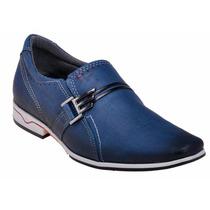 Sapato Pegada Trexin Masculino Original Social - 22210 Azul