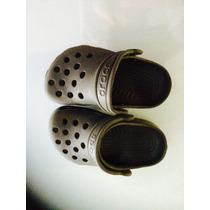 Crocs Infantil Tamanho 4/5 - Pouco Usado
