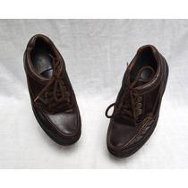 Sapato Masculino C/ Cordões Couro Legítimo Marrom Sapasso 39