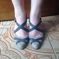 Sapato De Salto Alto Importado - 37