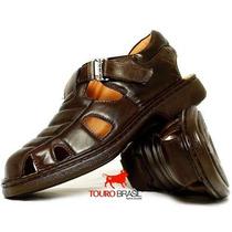 Sapato Chinelo Sandalia Palmilha Anatômica Pu Gel Confort