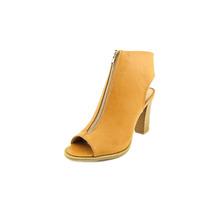 Report Brooklan Falso Vestido De Couro Sandálias Shoes