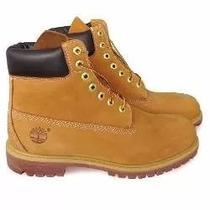 Bota Timberland Boot Yellow Lançamento Importada