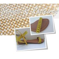 Atacado Revenda Calçados Sapatos Sandália Rasteiras Cx 6