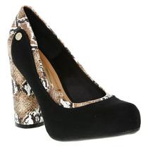 Sapato Feminino Scarpin Vizzano - Modelo 1174103 Promoção