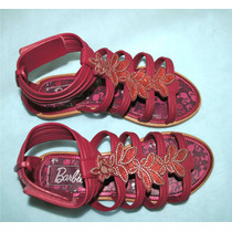 Sandália Infantil Barbie Grendene - Nº: 28