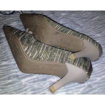 Sapato Feminino Marca Fatty Tamanho 33 Salto 9 Cm S9