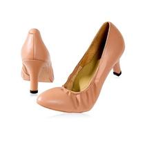 Sapato Para Dança De Salão Em Couro Capezio