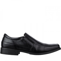 Sapato Social Masculino Rafarillo 182738 Preto 100% Couro