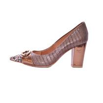 Sapato Miucha Bico De Onça