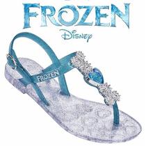 Sandalia Frozen Heart Sandalias Infantil Feminina Grendene