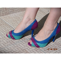 Peep Toe Beira Rio ! Sapato Feminino! Ñ Sneaker, Sandalia