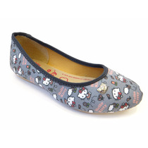 Sapatilha Hello Kitty Sweet 21463 - Grendene
