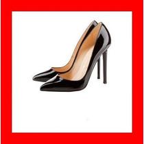 Sapato Feminino Salto Alto Importado - Frete Grátis