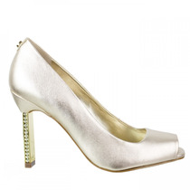 Sapato Feminino Strass Jorge Bischoff J31001013 Original+nf