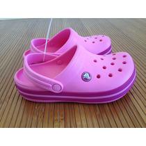 Crocs Original- Crocband Rosa