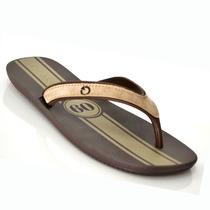Sandália Masculina Cartago 10738 N10 Creme Elza Calçados