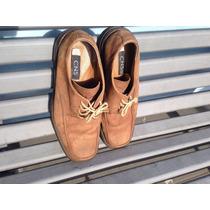 Sapato Couro Cns Masculino Bom Estado N. 42