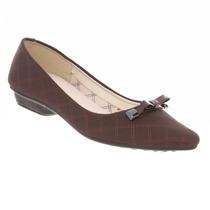 Sapatilha Moleca Laço Feminino Sapato Confortável 5088.312