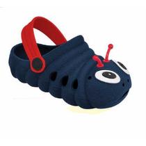 Babuche Crocs Infantil Papet Sandalia Chinelo Menino Menina