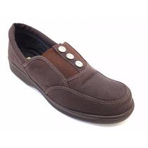 Sapato Feminino Tecido Lona Angra Firezzi 104a